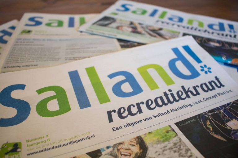 Salland! recreatiekrant -  kranten -