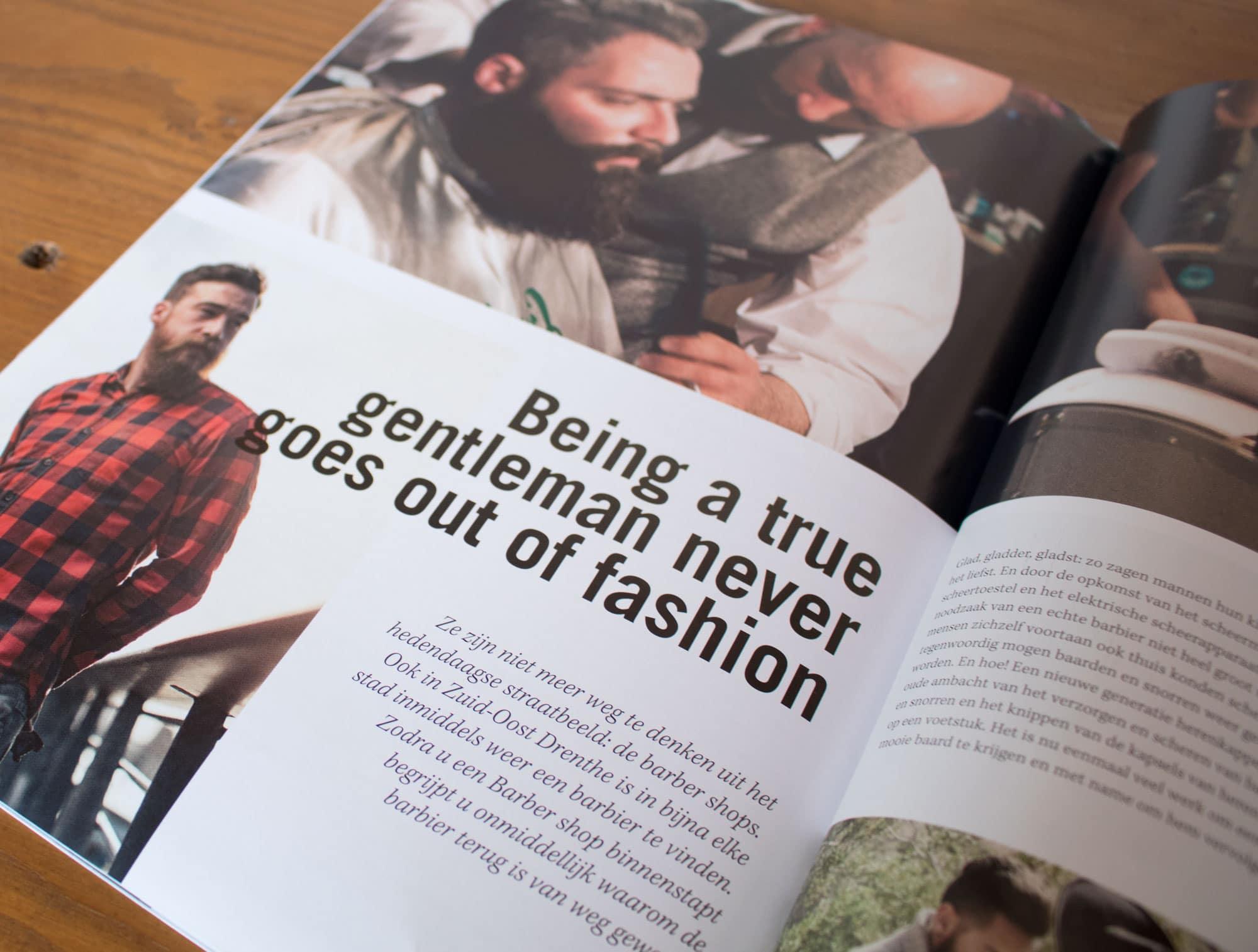 huisstijlen - INSIDE magazine