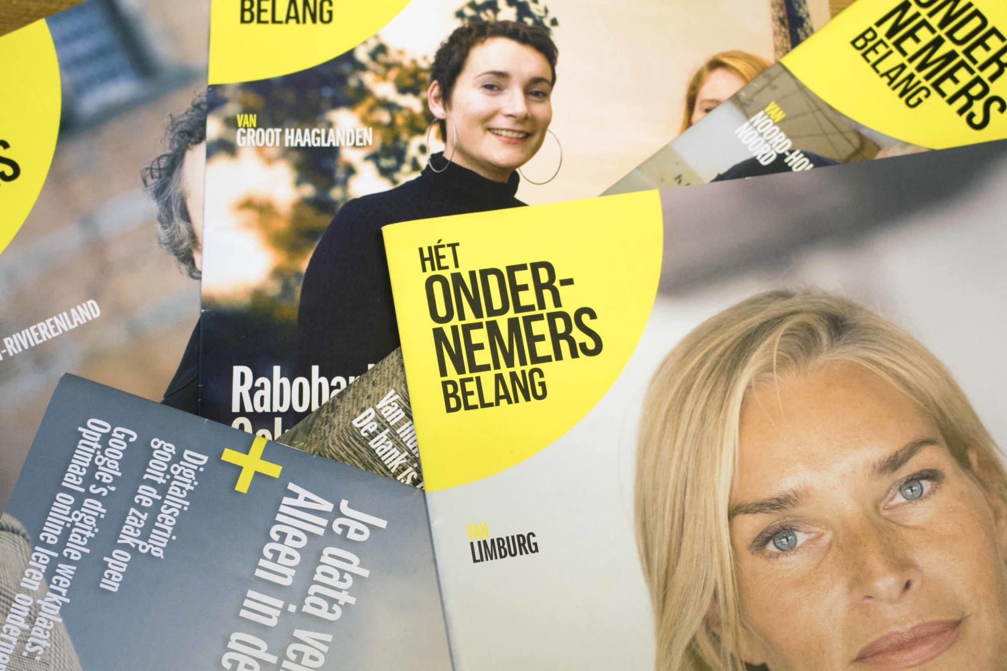 magazines - Het ondernemersbelang