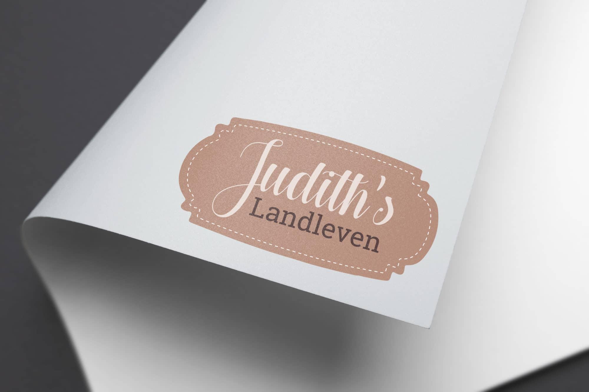 huisstijlen - Judith's Landleven