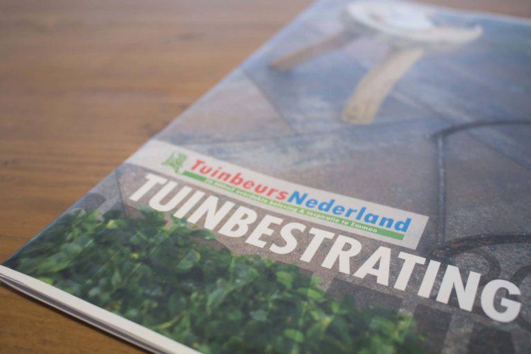 Tuinbeurs Nederland - promotiematerialen -