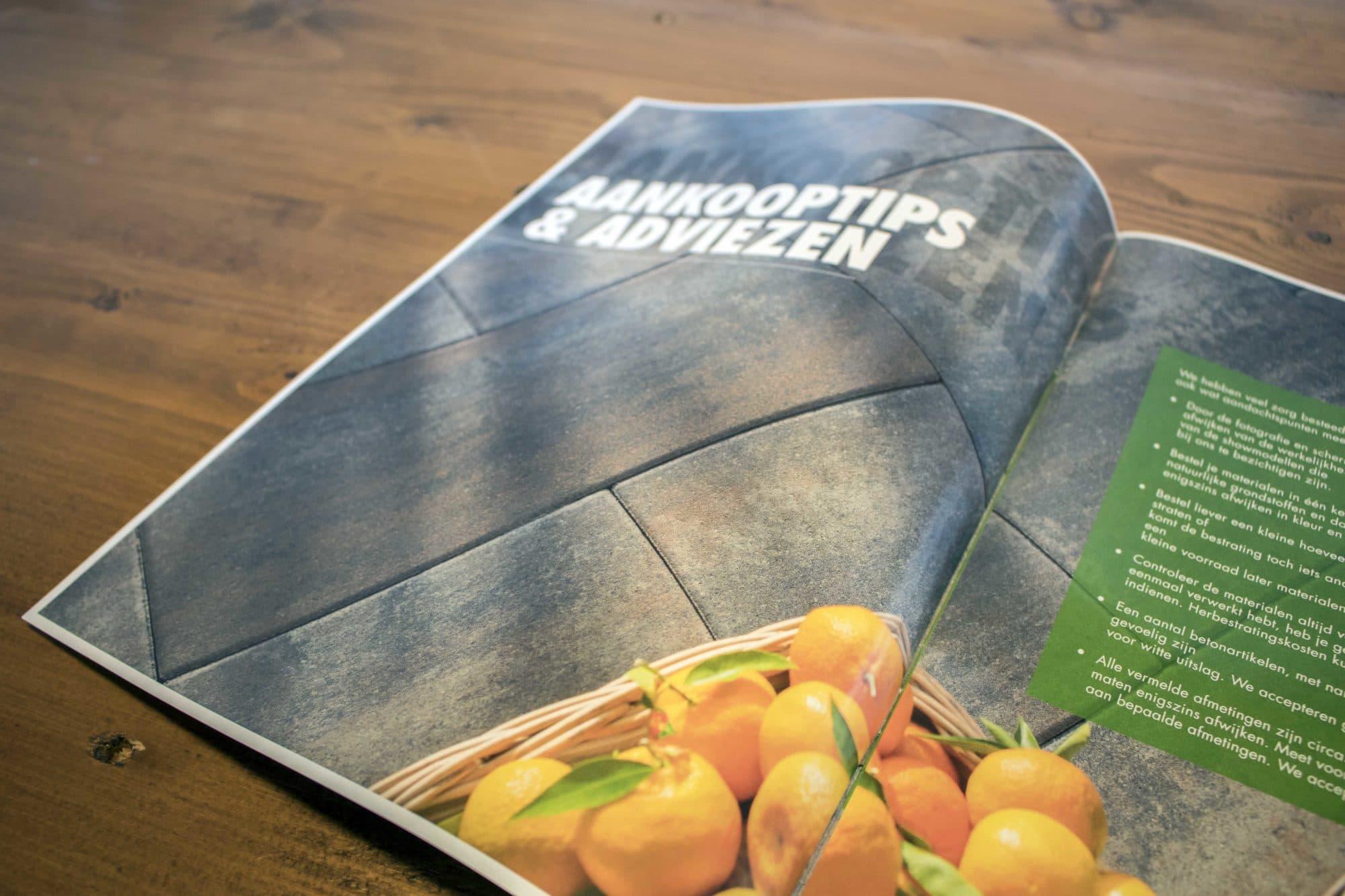 promotiematerialen - Tuinbeurs Nederland